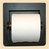 Recessed Toilet Paper Holder- Blank Design