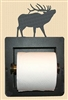 Recessed Toilet Paper Holder- Elk Design
