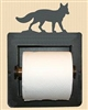 Recessed Toilet Paper Holder- Fox Design