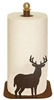 Countertop Paper Towel Holder - Deer Design