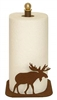 Countertop Paper Towel Holder - Moose Design