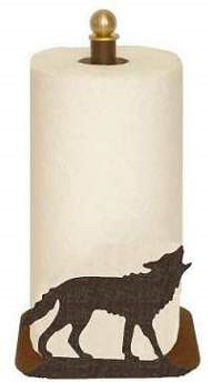 Countertop Paper Towel Holder - Wolf Design