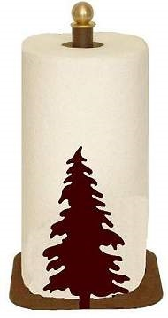 Countertop Paper Towel Holder - Tree Design