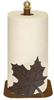 Countertop Paper Towel Holder - Maple Leaf Design