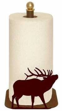 Countertop Paper Towel Holder - Elk Design