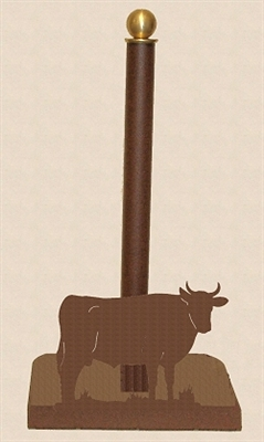 Countertop Paper Towel Holder - Bull Design