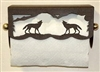 Under Cabinet Paper Towel Holder - Wolf Scenery Design