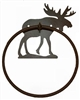 Towel Ring - Moose Design