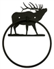 Towel Ring - Elk Design