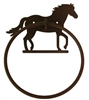 Towel Ring - Horse Design