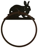 Towel Ring - Rabbit Design