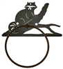Towel Ring - Raccoon Design