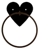 Towel Ring - Heart Design