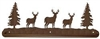 Scenery Style Towel Bar- Deer Design