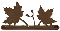 Scenery Style Towel Bar- Maple Leaf Design