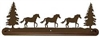 Scenery Style Towel Bar- Horse Design