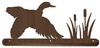 Scenery Style Towel Bar- Flying Duck Design