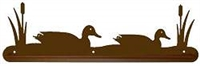 Scenery Style Towel Bar- Duck Design
