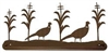 Scenery Style Towel Bar- Pheasant Design