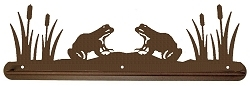 Scenery Style Towel Bar- Frog Design