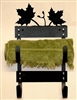 Towel Rack- Maple Leaf Design