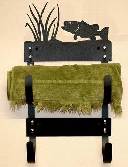 Towel Rack- Bass Design