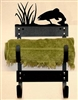Towel Rack- Trout Design