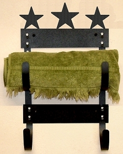 Towel Rack- Star Design