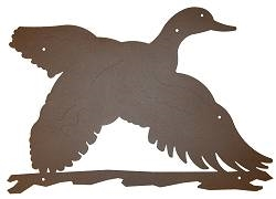 Silhouette Wall Art- Flying Duck Design