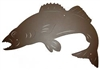 Silhouette Wall Art- Walleye Design