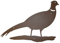 Silhouette Wall Art- Pheasant Design
