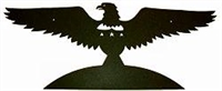 Silhouette Wall Art- Eagle Design