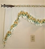 Curtain Rod Holder Pair- Muskie Design