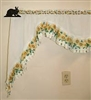 Curtain Rod Holder Pair- Rabbit Design