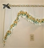 Curtain Rod Holder Pair- Flying Duck Design
