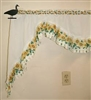 Curtain Rod Holder Pair- Goose Design