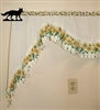 Curtain Rod Holder Pair- Fox Design