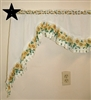 Curtain Rod Holder Pair- Star Design