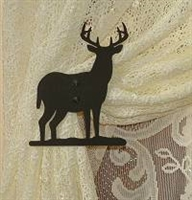 Swag Holder- Pair- Deer Design