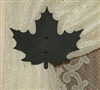 Swag Holder- Pair- Maple Leaf Design