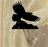Swag Holder- Pair- Eagle Design