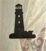 Swag Holder- Pair- Lighthouse  Design