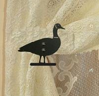 Swag Holder- Pair- Goose Design