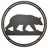 Circle Wall Art- Bear Design