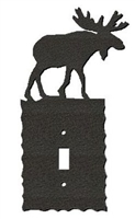 Electrical Switch Wall Plates- Moose Design