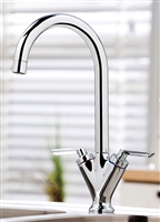 Olicana Chrome Kitchen Tap