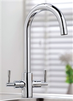 Kingston Chrome Kitchen Tap