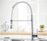 Tirare Chrome Kitchen Tap