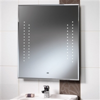 Duchess Mirror With Integrated LED Lights & Rear Anti-Mist Pad