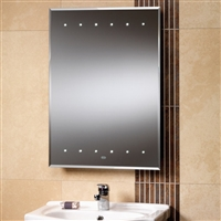 Ferrara Mirror With Integrated LED Lights